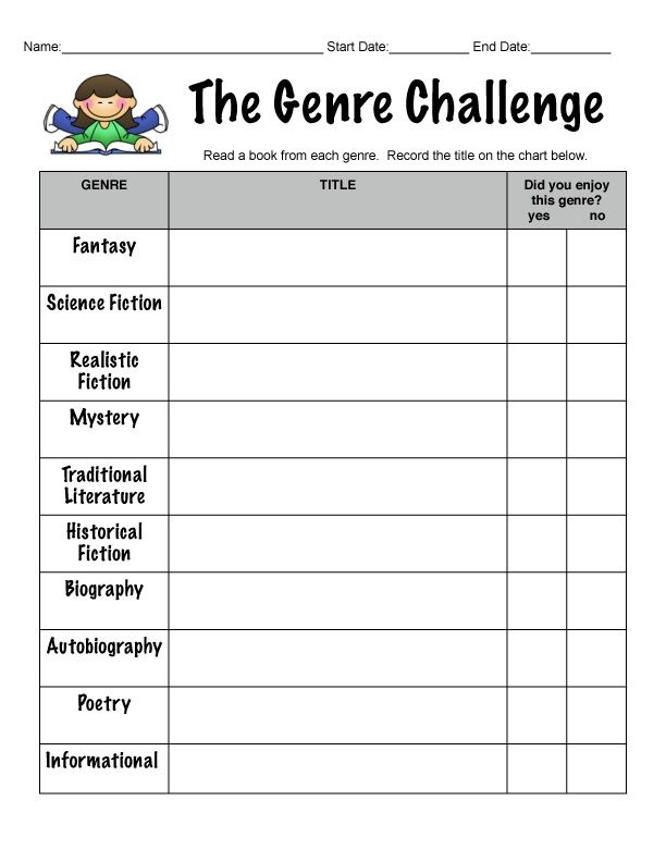 How To Teach Genres In Elementary School The Benefits Of And