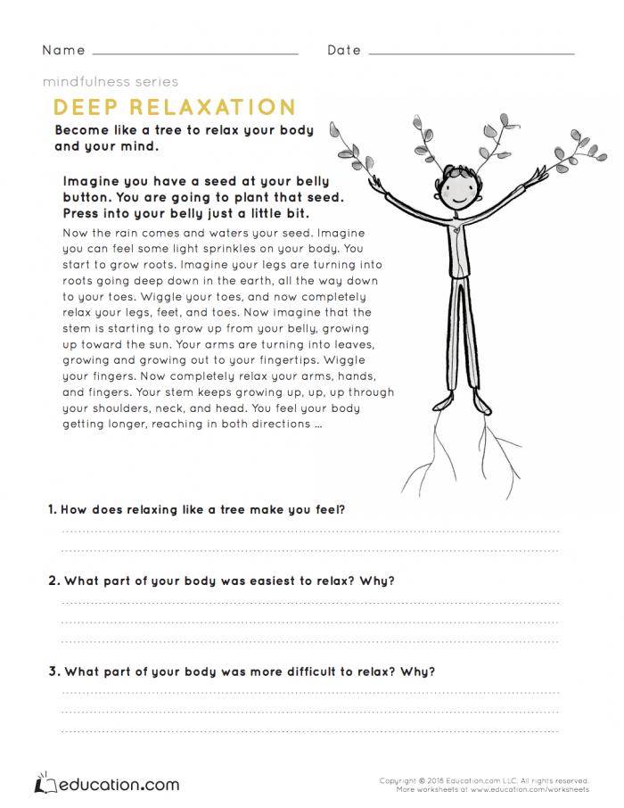 Mindfulness Deep Relaxation