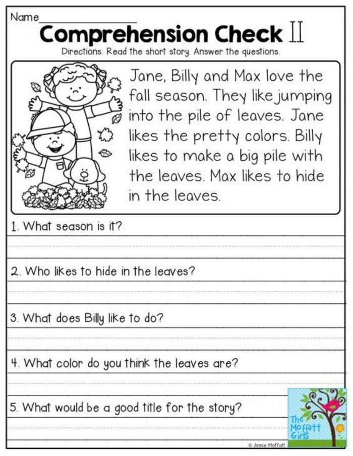 Present Simple Worksheets Reading Comprehension Worksheet Touch