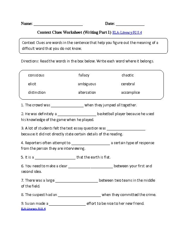 Th Grade Common Core