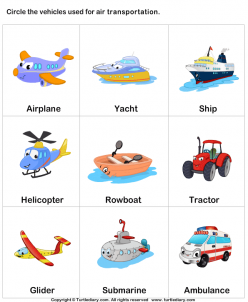 All About Transportation: Which Mode?