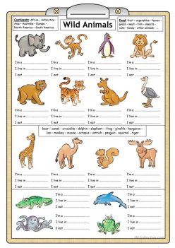Wild Word Problems: Multiplication