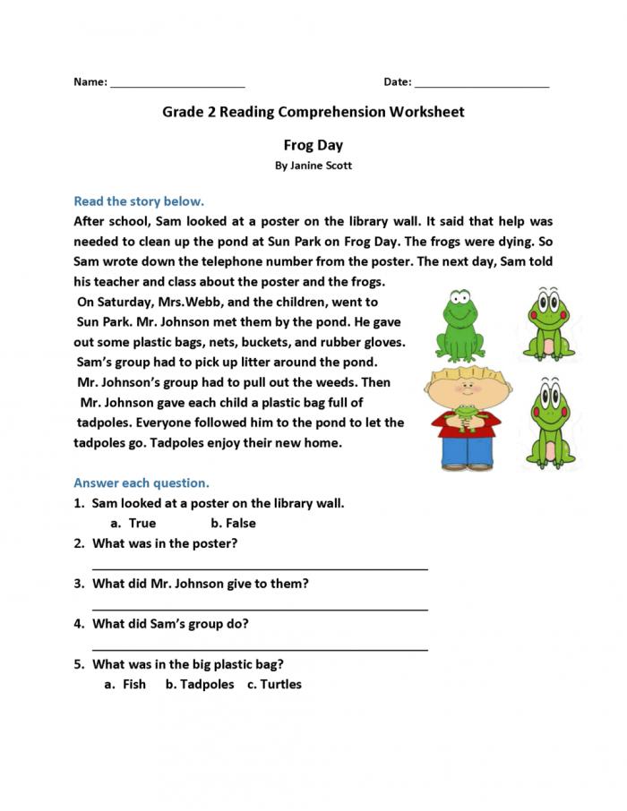 Math Worksheet  Mathheet Grade Reading Books Free