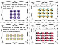 Vocabulary Cards: What Are Arrays?