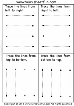 Line Tracing: Fun With Horizontals
