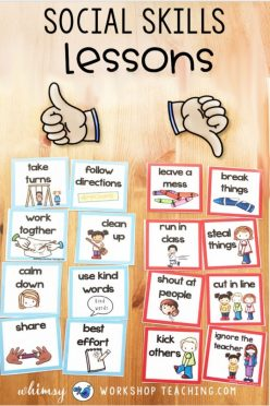 Whimsical Activity Choice Board