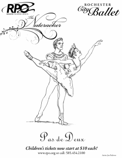 Fairy Ballerina Coloring Page