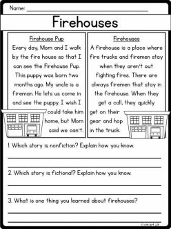 Nonfiction Compare And Contrast