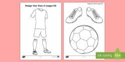 Design Your Own Soccer Uniform