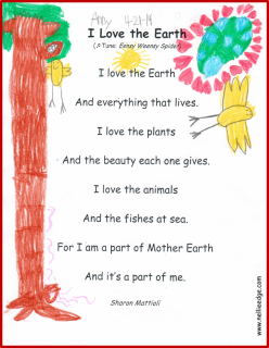 Write An Earth Day Song