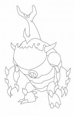 Alien Drawing