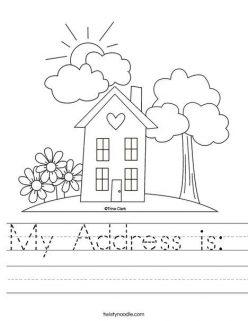 My Address