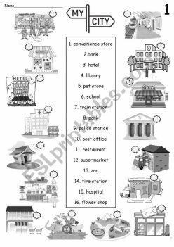 Build A City: Store