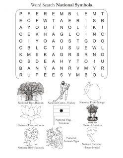 U.S. Symbols For Kids