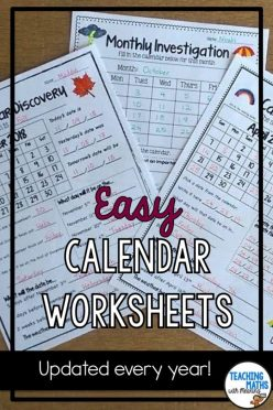 Make A Calendar!