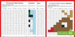 Math Mosaic