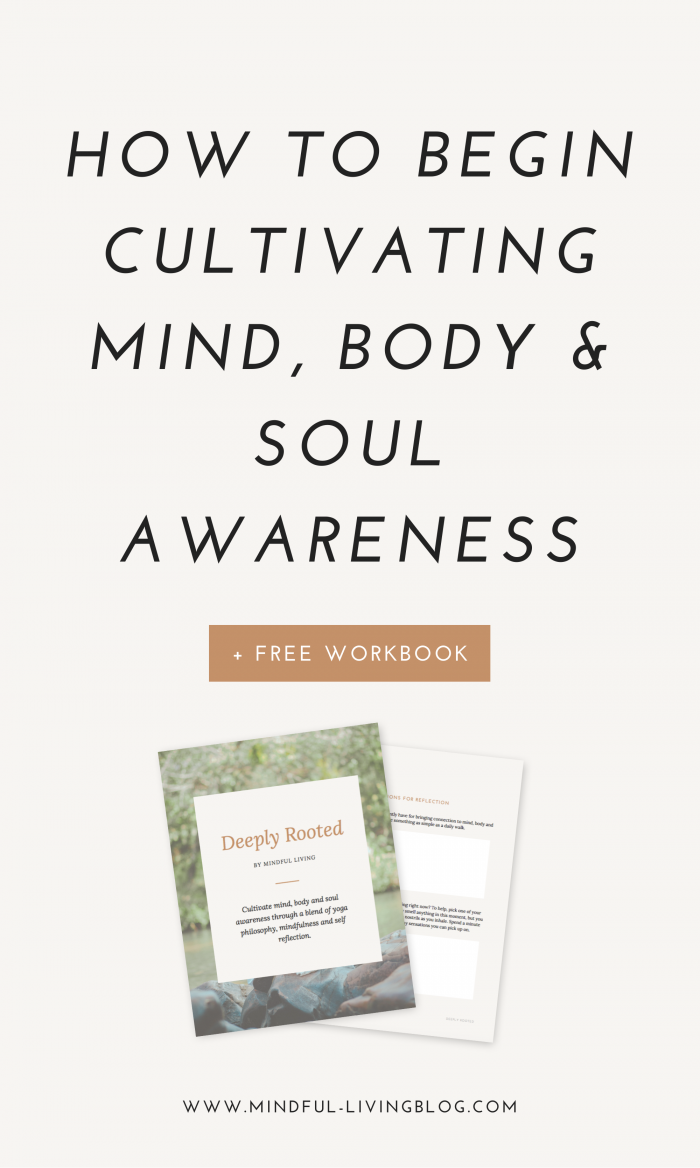 Mind  Body And Soul Awareness