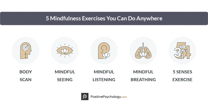 Mindfulness Exercises  Techniques   Activities For Adults  Pdfs