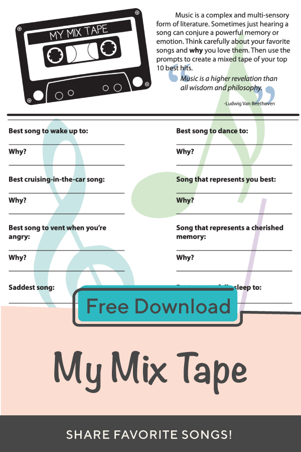 My Mix Tape