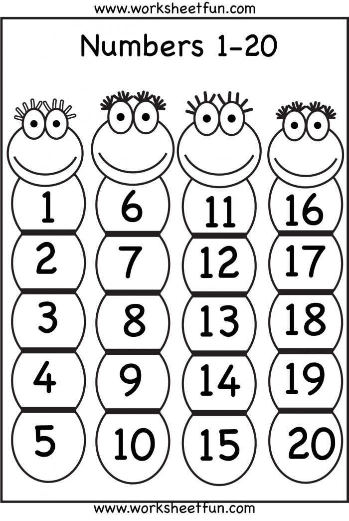 Number Chart