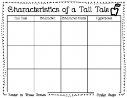 What Is A Tall Tale?