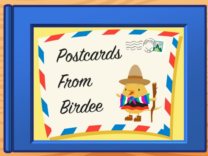 Postcards From Birdee