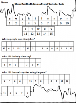 Riddles And Codes #2