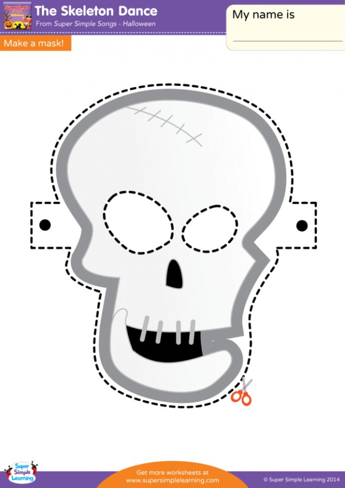 The Skeleton Dance Worksheet