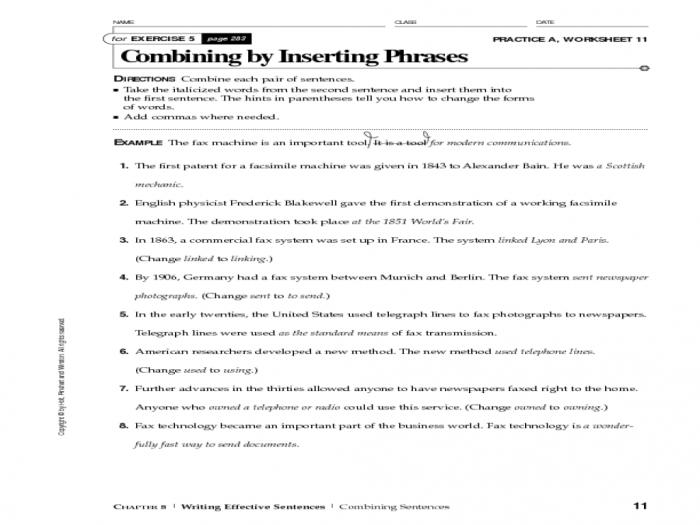 Worksheet  Writing Sentences Worksheets For St Grade Incredible