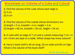 Volume Cubed #3