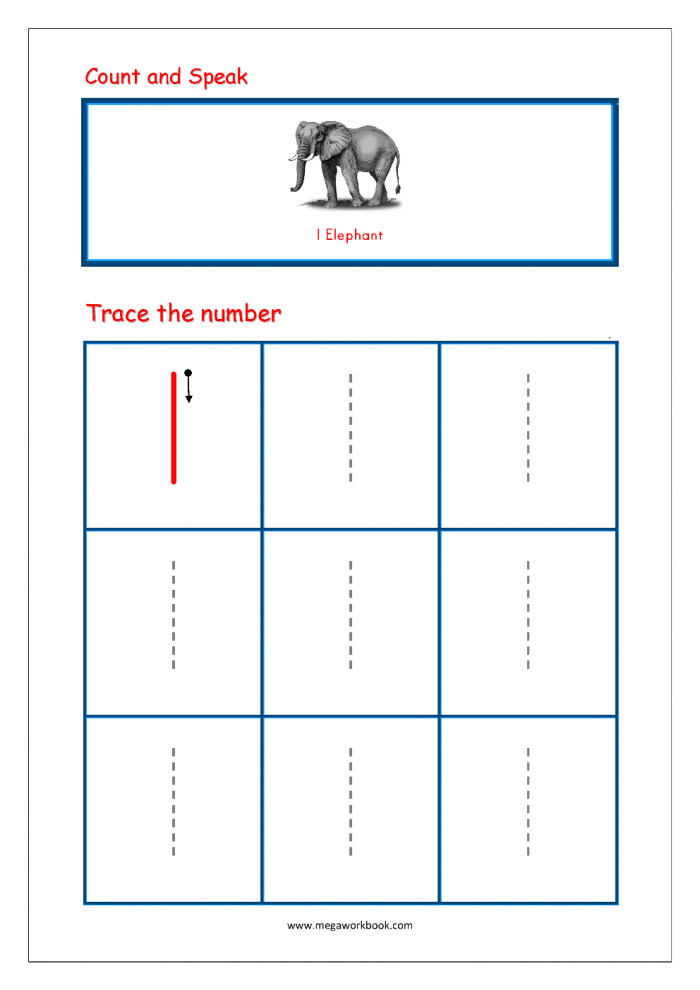 Worksheets Math Printable Kindergarten Words Rd Anchor Chart