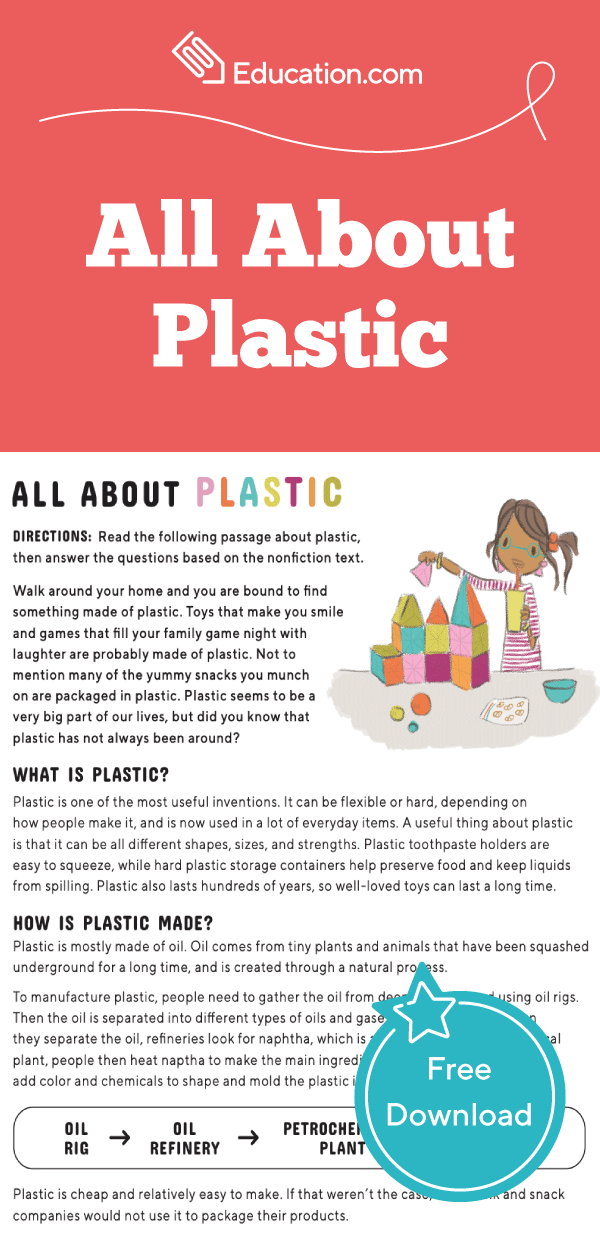 All About Plastic