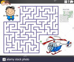 Helicopter Maze