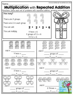 Multiplication: Repeated Addition (Part One)