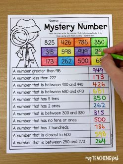 Mystery Numbers (Part Three)