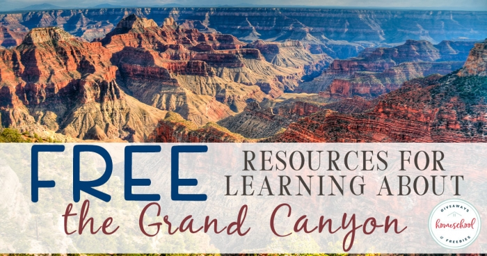 Free Resources For Learning About The Grand Canyon