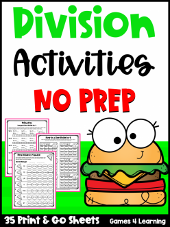 Math Review Part 2: Fun With Multiplication And Division