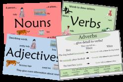 Parts Of Speech: Words That Describe