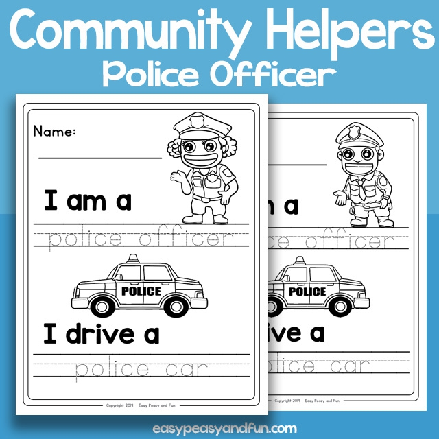 Police Officer  Easy Peasy And Fun Membership
