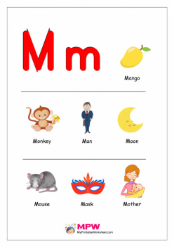 Things That Start With M!