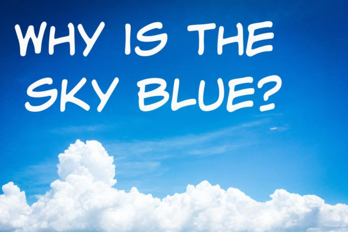 Why Is The Sky Blue  Science Experiments For Kids
