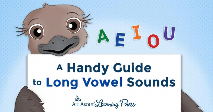 A Handy Guide To Long Vowel Sounds   Free Downloads