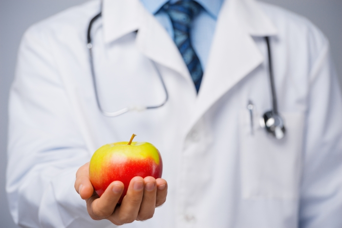 An Apple A Day May Not Keep The Doctor Away  But Its A Healthy
