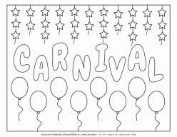 Carnival Tickets!