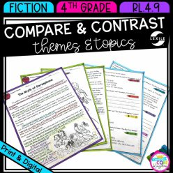 Compare And Contrast Themes