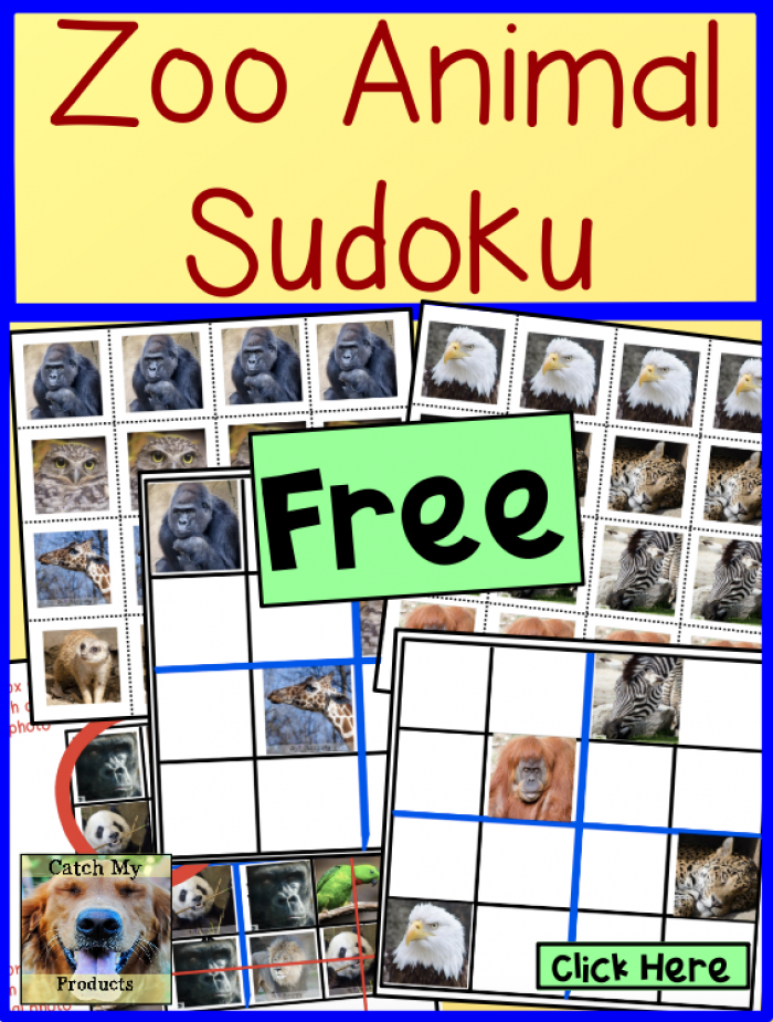 Find Free Sudoku Puzzles For Children  That Make Teaching Easy