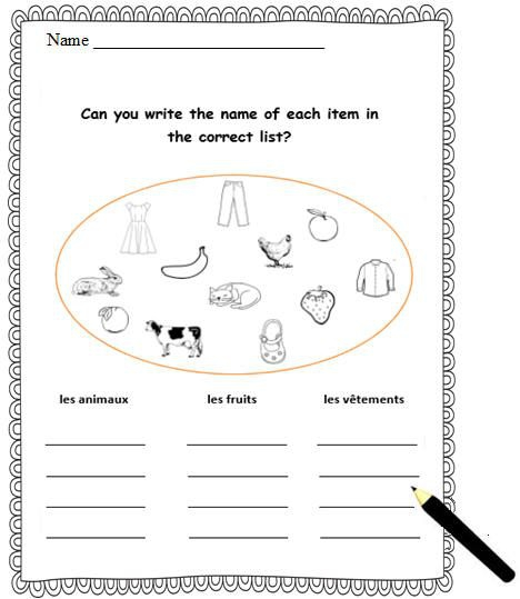 French Language Primary Resources  Lesson Plans And Teaching