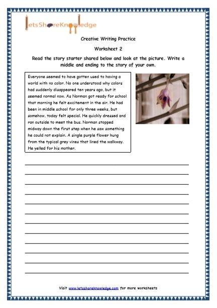 Grade  English Resources Printable Worksheets Topic Random