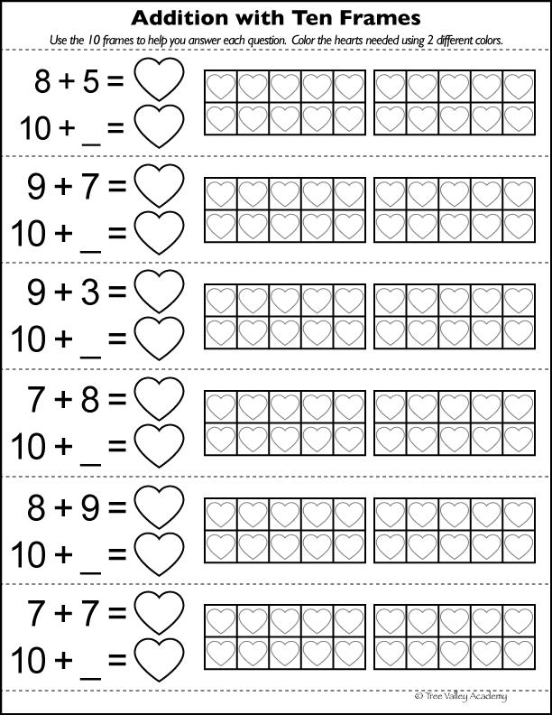 Heart Math Activity