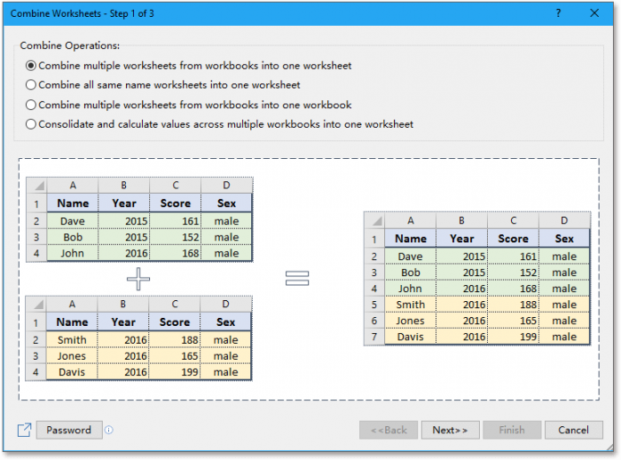 How To Collect Data From Multiple Sheets To A Master Sheet In Excel